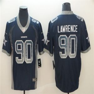 Cowboys Demarcus Lawrence Limited Jersey